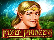 Играть бесплатно в онлайн автомат Elven Princess в клубе Вулкан 777