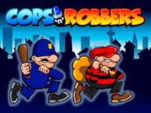 Игровой аппарат Cops 'N' Robbers в онлайн казино Вулкан