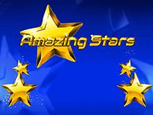 Игровой аппарат Amazing Stars на деньги и бесплатно в Вулкане