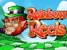 Игровой онлайн аппарат Rainbow Reels в казино Вулкан