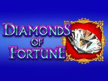 Азартная онлайн игра Diamonds Of Fortune бесплатно в казино Вулкан