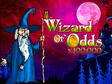 Играть бесплатно в автомат 777 Wizard Of Odds в онлайн клубе Вулкан