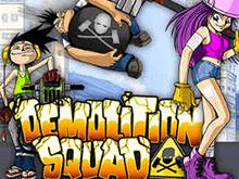 Выиграйте в игровом автомате Demolition Squad онлайн прямо сейчас
