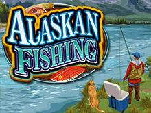Alaskan Fishing – игровой автомат с действительно большим уловом