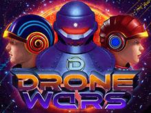 Игровой автомат Drone Wars в казино Вулкан Удачи