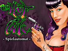 Игровой автомат Hot Ink в популярном онлайн казино Вулкан Удачи