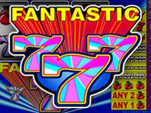 Игровой автомат Fantastic Sevens в казино Вулкан Удачи
