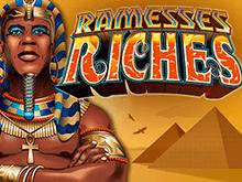 Роскошь азарта в 777 автомате Ramesses Riches доступна онлайн