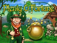 Игровой видеослот Plenty O'Fortune – сказочный онлайн-аппарат
