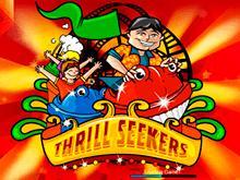 Thrill Seekers – виртуальный автомат с простым интерфейсом