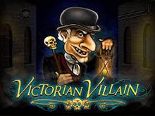 Victorian Villain от Микрогейминг – виртуальный автомат
