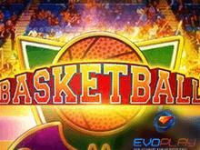 Игровой автомат Basketball приглашает играть онлайн в казино