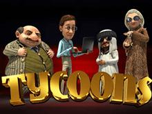 Tycoons – видеослот на тематику богачей и олигархов в онлайн-казино