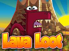 Игровой онлайн автомат Lava Loot бесплатно в Вулкане Удачи