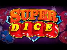 Игровой автомат Super Dice в онлайн казино Вулкан Удачи