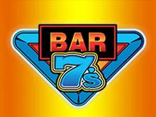 Игровой аппарат Bar 7's родом из 30ых годов в казино Вулкан