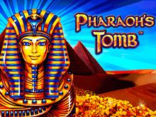 Играйте бесплатно или на деньги в аппарат Pharaohs Tomb в Вулкане