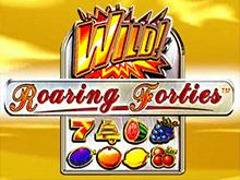Азартная игра Roaring Forties бесплатно и на деньги в казино Вулкан