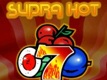 Бесплатная азартная игра Supra Hot в онлайн казино Вулкан