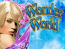 Бесплатный игровой автомат 777 Wonder World в онлайн клубе Вулкан